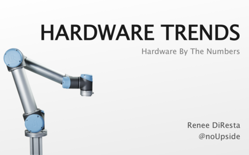 Hardware Trends — Hardware by the Numbers